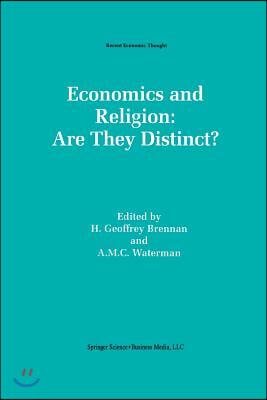 Economics and Religion: Are They Distinct?