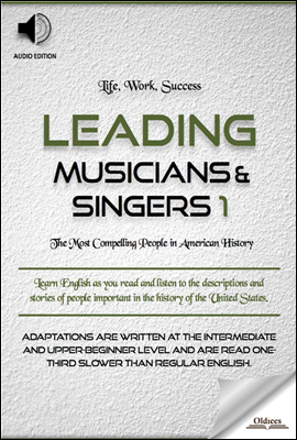 Leading Musicians & Singers 1 (위인전집 음악가편)