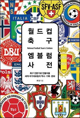 월드컵 축구 엠블럼 사전