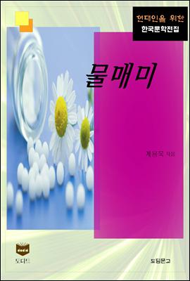 물매미 (한국문학전집 374)