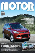 MOTOR MAGAZINE 2012 05