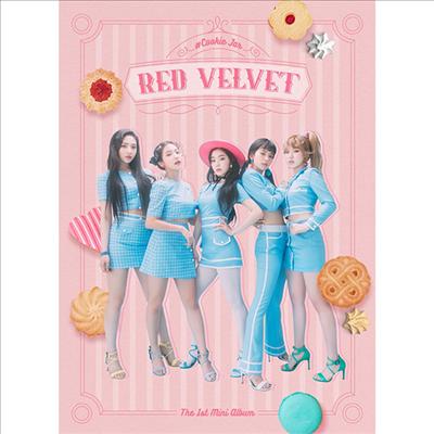 레드벨벳 (Red Velvet) - #Cookie Jar (CD+Booklet) (초회생산한정반)(CD)