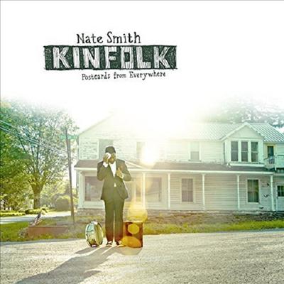 Nate Smith - Kinfolk: Postcards From Everywhere (Digipack)