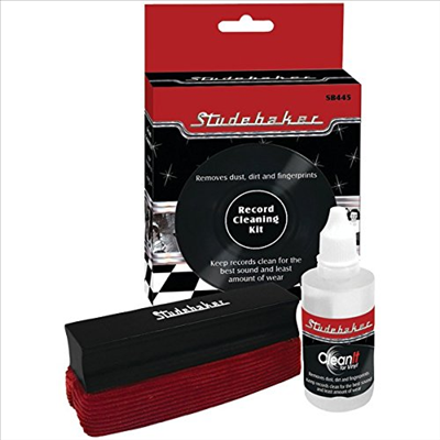 Studebaker - Studebaker Sb445 Record Cleaning Kit