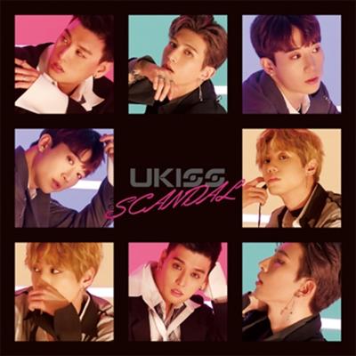 유키스 (U-Kiss) - Scandal (CD)