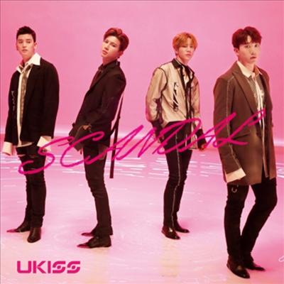 유키스 (U-Kiss) - Scandal (CD+DVD)