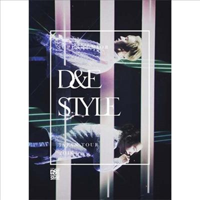 슈퍼주니어 디앤이 (SuperJunior D&E) - Japan Tour 2018 ~Style~ (지역코드2)(3DVD+1CD+Photobokk) (초회생산한정반)