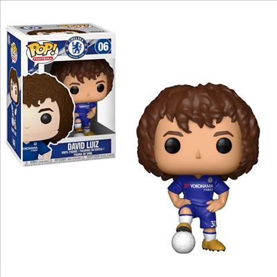 Funko - (펀코)Funko Pop! Football: Chelsea - David Luiz