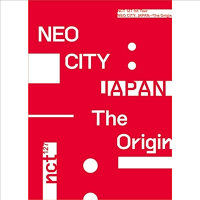 엔시티 127 (NCT 127) - 1st Tour 'Neo City : Japan - The Origin' (2Blu-ray+Photobook) (초회생산한정반)(Blu-ray)(2019)