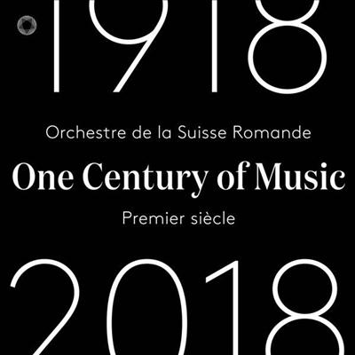 스위스 로망드 관현악단의 100년 기념 앨범 (Orchestre de la Suisse Romande - One Century of Music 1918 - 2018) (5CD) - Orchestre de la Suisse Romande