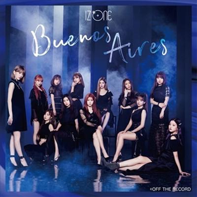 아이즈원 (IZ*ONE) - Buenos Aires (CD+DVD) (Type B)