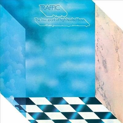 Traffic - Low Spark Of High Heeled Boys (180G)(Translucent Blue LP)
