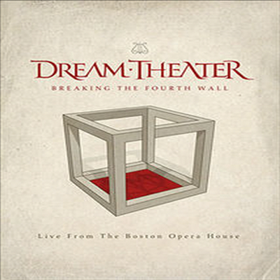 Dream Theater - Breaking The Fourth Wall (Live From The Boston Opera House) (Blu-ray) (2014)