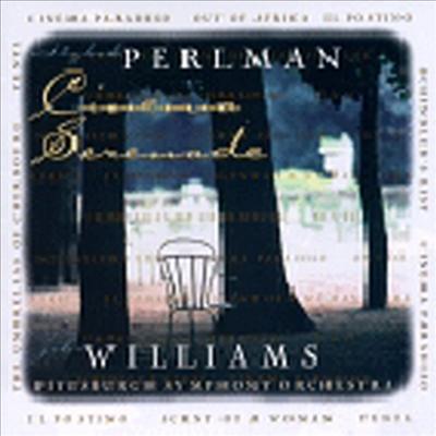시네마 세레나데 (Cinema Serenade)(CD) - Itzhak Perlman