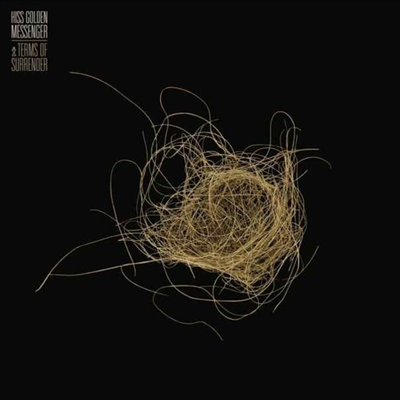 Hiss Golden Messenger - Terms Of Surrender (MP3 Download)(Gatefold)(LP)