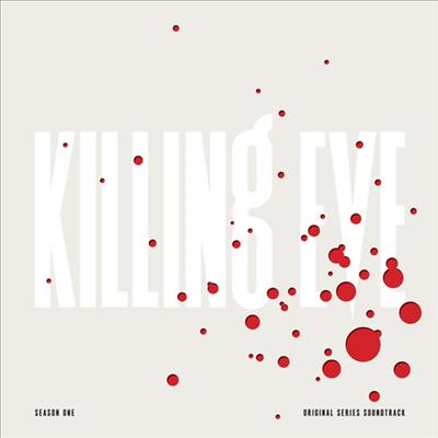 O.S.T. - Killing Eve: Seasons One (킬링 이브 시즌 1) (Soundtrack)(Ltd. Ed)(Colored Vinyl)(2LP)