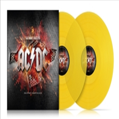 AC/DC - Many Faces Of AC/DC (Ltd)(Gatefold Colored LP)