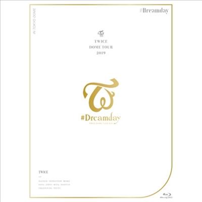 트와이스 (Twice) - Dome Tour 2019 '#Dreamday' In Tokyo Dome (Blu-ray) (초회한정반)(Blu-ray)(2020)