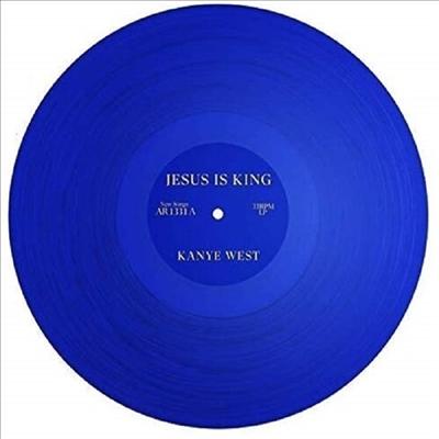 Kanye West - Jesus Is King (Ltd. Ed)(180G)(LP)