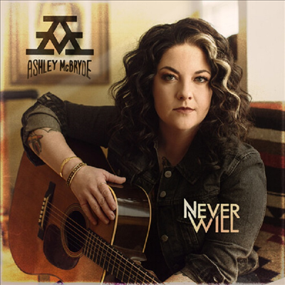 Ashley McBryde - Never Will (CD)