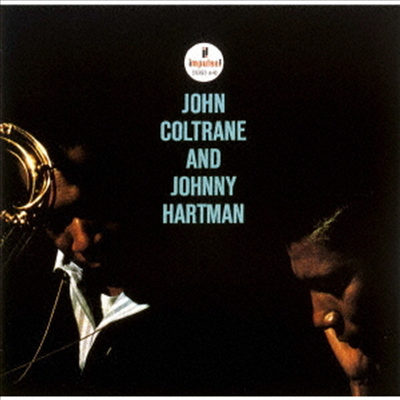 John Coltrane & Johnny Hartman - John Coltrane And Johnny Hartman (Ltd. Ed)(Hi-Res CD (MQA x UHQCD)(일본반)