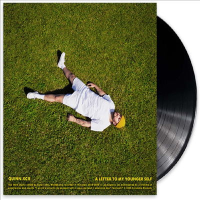 Quinn XCII - Letter To My Younger Self (LP)