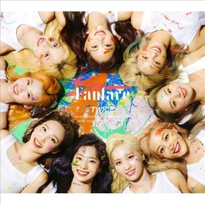 트와이스 (Twice) - Fanfare (CD+DVD) (초회한정반 A)