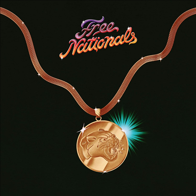 Free Nationals - Free Nationals (Colored 2LP)