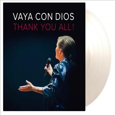 Vaya Con Dios - Thank You All! (180g Gatefold Colored 2LP)