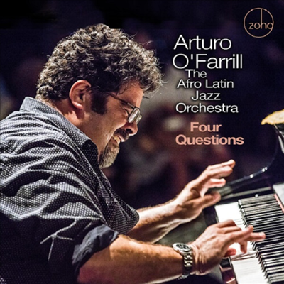Arturo O'Farrill & The Afro Latin Jazz Orchestra - Four Questions (CD)