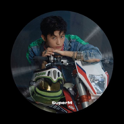슈퍼엠 (SuperM) - SuperM (1st Mini Album) (Mark Ver.) (Picture LP)