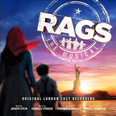 O.S.T. - Rags: The Musical (래그즈) (Original London Cast Recording)