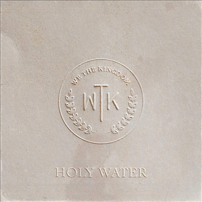 We The Kingdom - Holy Water (CD)
