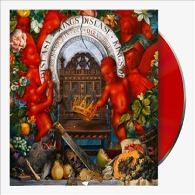 Nas - King's Disease (CD)(Digipack)