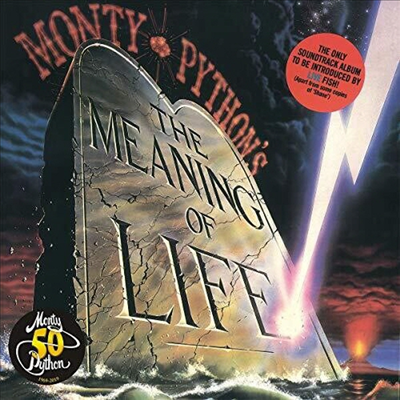 Monty Python - Meaning Of Life (180G)(LP)