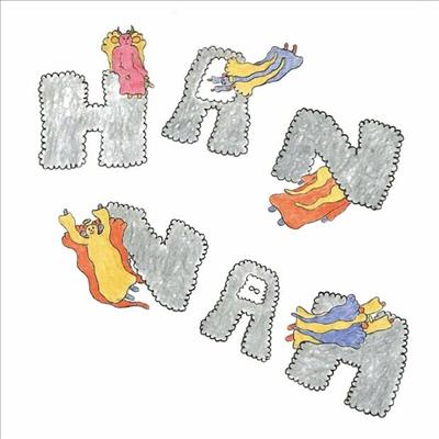 Lomelda - Hannah (CD)