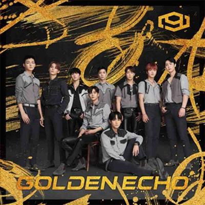 에스에프나인 (SF9) - Golden Echo (CD+DVD) (초회한정반 B)