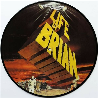 Monty Python - Life Of Brian (Picture Disc)(LP)