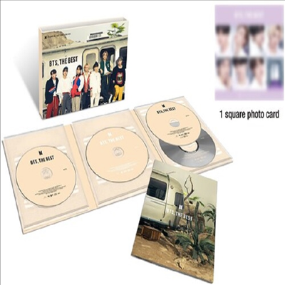 방탄소년단 (BTS) - BTS, The Best (Ltd)(2CD+2DVD)(B Version)