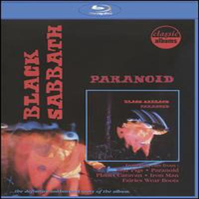 Black Sabbath - Black Sabbath: Paranoid (Blu-ray) (2010)