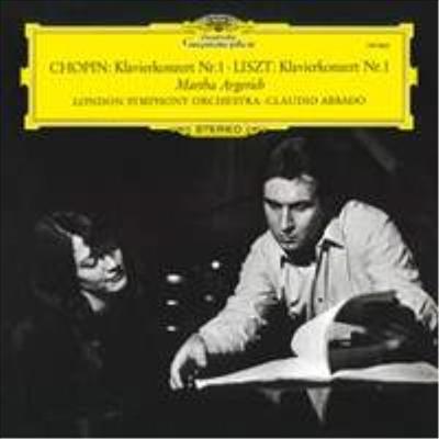 쇼팽 & 리스트 : 피아노 협주곡 (Chopin & Liszt : Piano Concerto) (180G)(LP) - Martha Argerich