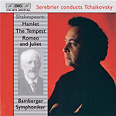 차이코프스키: 햄릿 , 탬페스트, 로미오와 줄리엣 - 환상 서곡 (Tchaikovsky : Hamlet Op.67, Tempest Op.18, Romeo And Juliet - Fantasy Overture)(CD) - Jose Serebrier