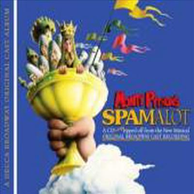 O.S.T. - Monty Python's Spamalot (스팸어랏): Original Cast (CD)