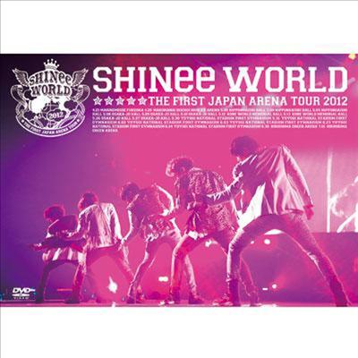 샤이니 (SHINee) - The First Japan Arena Tour : Shinee World 2012 (2Blu-ray+16P Live Photobook)(Blu-ray)(2012)