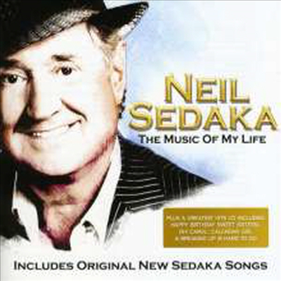 Neil Sedaka - Music Of My Life (2CD)
