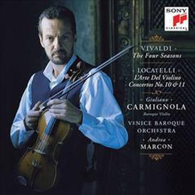 비발디: 사계 (Vivaldi: The Four Seasons) (Blu-spec CD2)(일본반) - Giuliano Carmignola