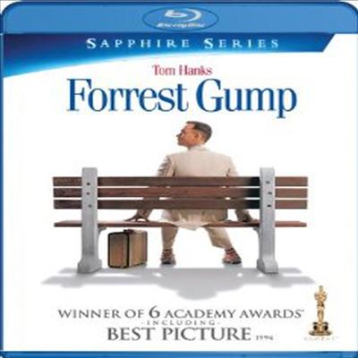 Forrest Gump (포레스트 검프) (한글무자막)(Blu-ray) (1994)