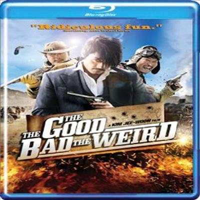 The Good, The Bad, The Weird (좋은놈 나쁜놈 이상한놈) (한글무자막)(Blu-ray) (2010)