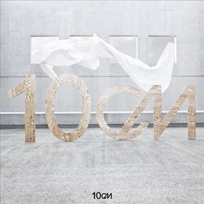 십센치 (10cm) - シプセンチ (CD)