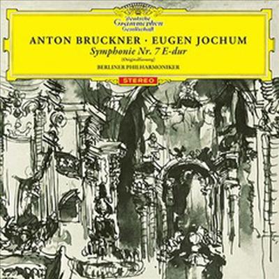 브루크너: 교향곡 7번 (Bruckner: Symphony No.7) (Ltd. Ed)(SHM-CD)(일본반) - Eugen Jochum